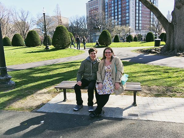 Christina-LeBlanc-Brian-Lepine-at-Boston-Public-Gardens-Bench-from-Good-Will-Hunting-Matt-Damon-Robin-Williams-by-Live-the-Movies.jpg