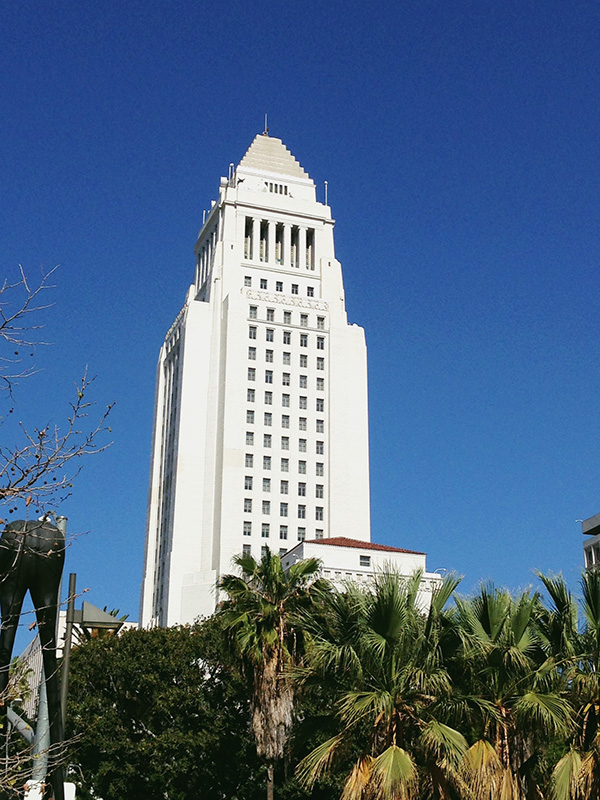 Los-Angeles-City-Hall-from-Nancy-Drew-and-HTGAWM-photo-by-Live-the-Movies-Clocktower-Gangster-Squad.jpg