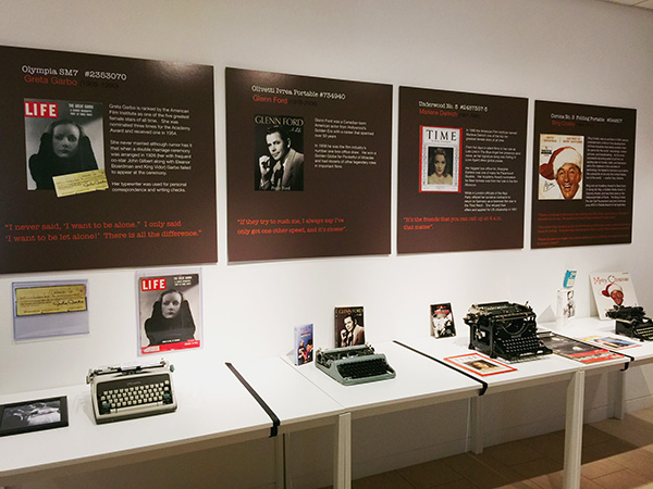 Greta-Garbo-Soboroff-Typewriter-Exhibit-at-the-Paley-Center-photo-by-Live-the-Movies.jpg