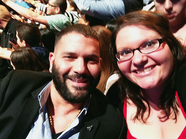 Christina-LeBlanc-with-Guillermo-Diaz-at-Scandal-PaleyFest-panel-2015-photo-by-Live-the-Movies.jpg