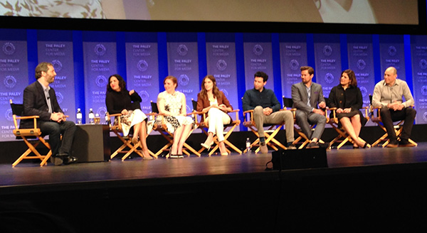 Judd-Apatow-and-cast-at-Girls-PaleyFest-panel-2015-photo-by-Live-the-Movies.jpg