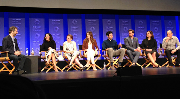 Judd-Apatow-and-cast-2-at-Girls-PaleyFest-panel-2015-photo-by-Live-the-Movies.jpg
