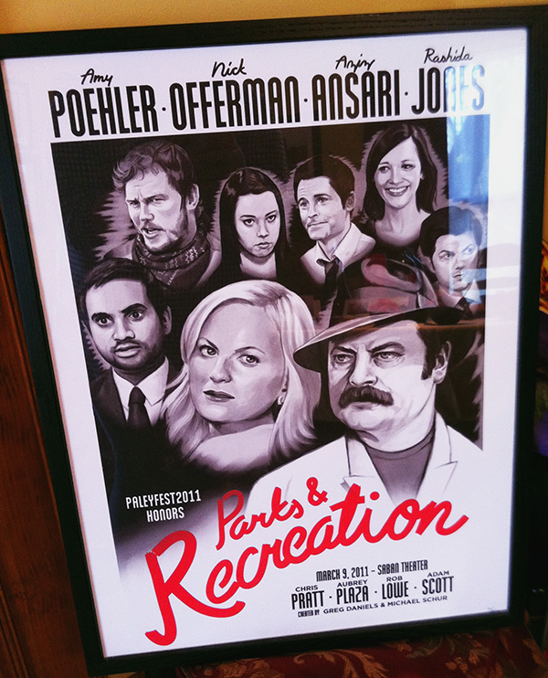 Parks-and-Rec-paleyfest-poster-at-theme-party-by-Live-the-Movies.jpg