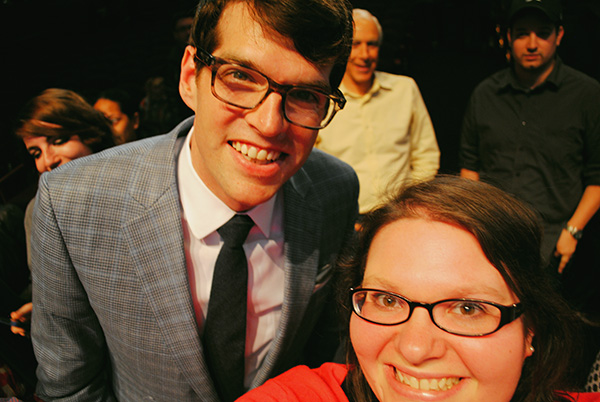 Christina-LeBlanc-with-Tim-Simons-at-Veep-PaleyFest-2014-photo-by-Live-the-Movies.jpg