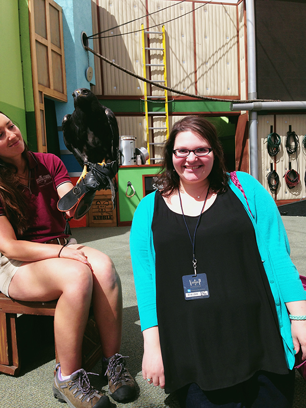 christina-leblanc-with-bird-at-universal-studios-vip-experience-tour-by-live-the-movies.jpg