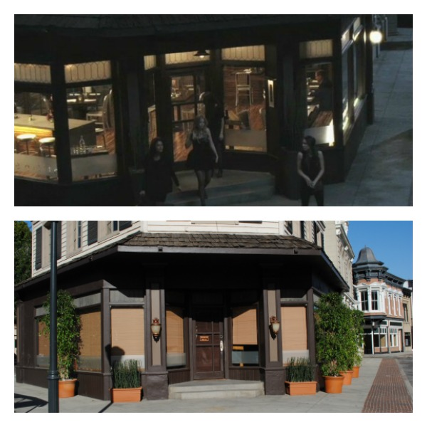 Emily S House From Pretty Little Liars Live The Movies