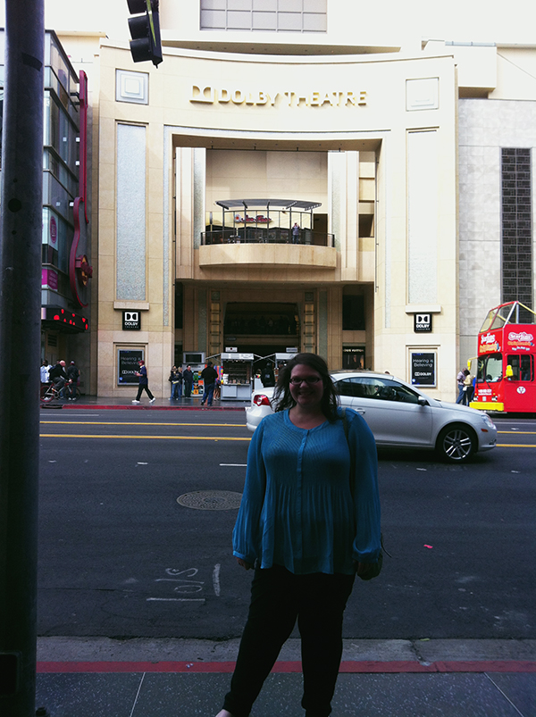 Christina-LeBlanc-outside-Dolby-Theatre-by-Live-the-Movies.jpg