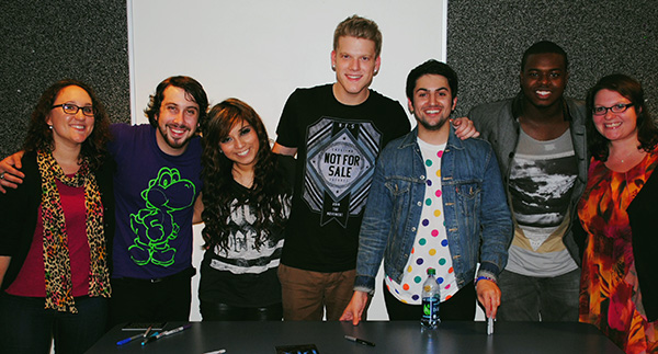 Christina-LeBlanc-Alex-Poulin-with-Pentatonix-of-The-Sing-Off-and-Pitch-Perfect-2.jpg