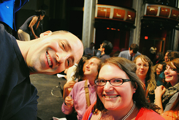 Christina-LeBlanc-with-Tony-Hale-at-Veep-PaleyFest-2014-photo-by-Live-the-Movies.jpg