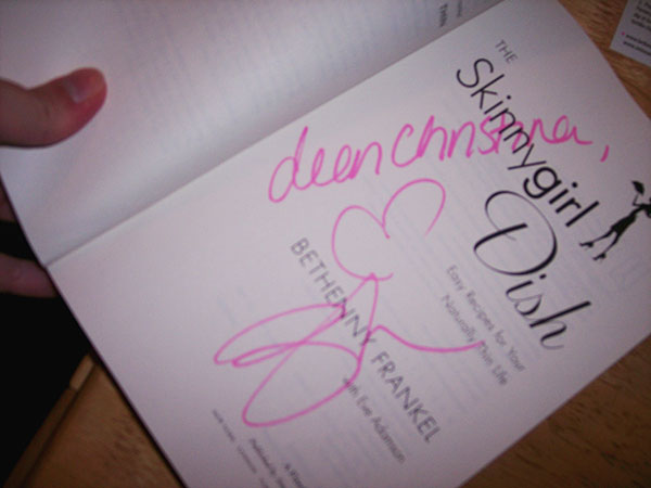 Bethenny-Frankel-signed-Skinnygirl-book-by-Live-the-Movies.jpg