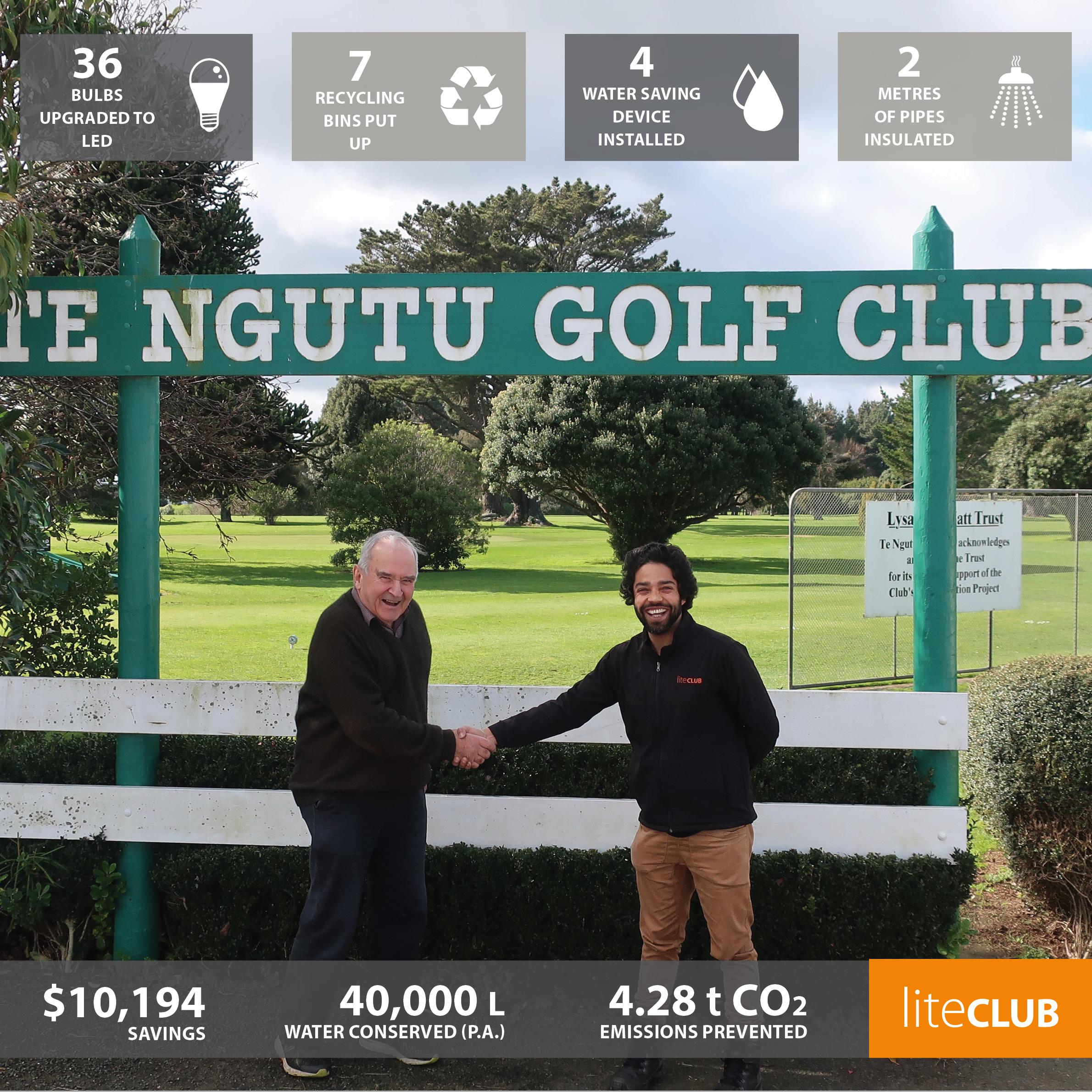Te Ngutu Golf Club