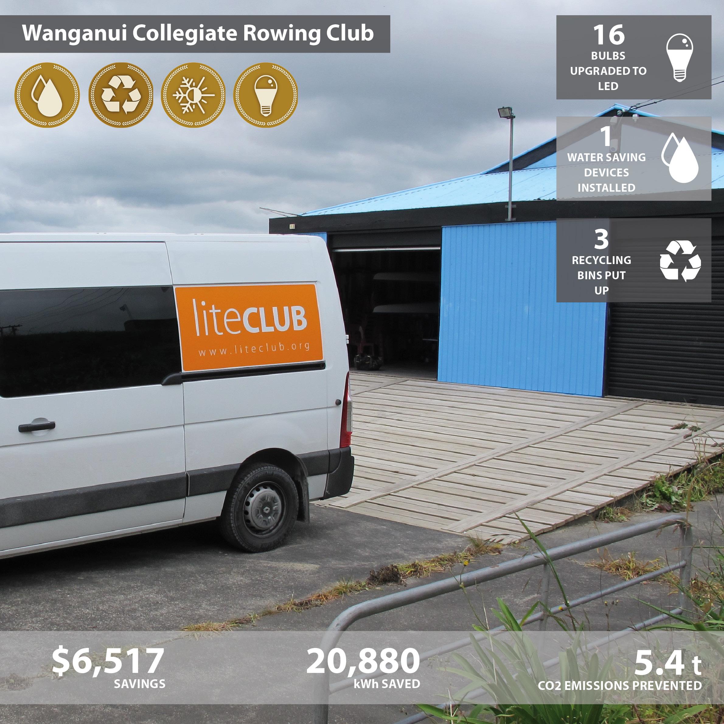 Wanganui Collegiate Rowing Club