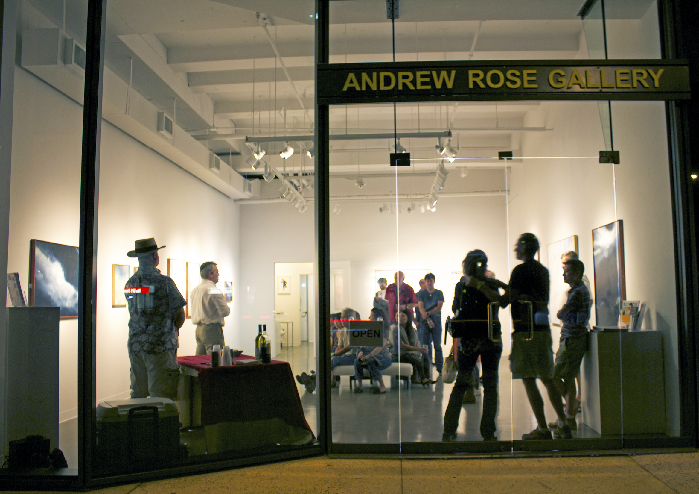 © Andrew Rose Gallery All Rights Reserved 2013. Aether First Friday Artist Talk Web.jpg