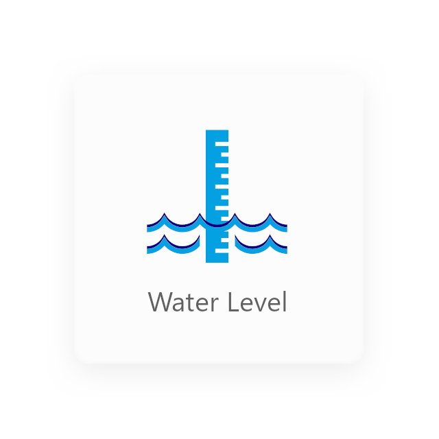 "A pool can lose 1/2"" of water per day. Plainck will monitor water level and send an alert when your water drops dangerously low."