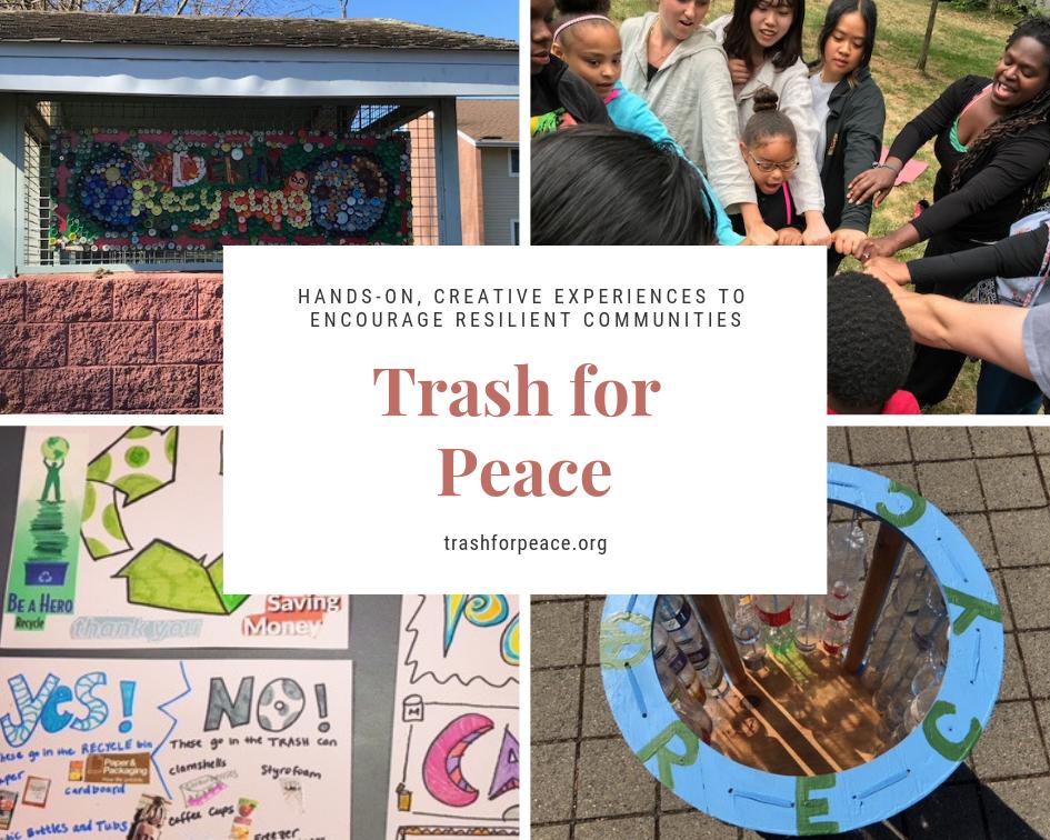 Trash for Peace
