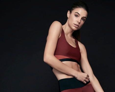 Lanston Sport - Athleisure Active Performance enhanced materials
