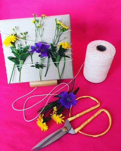 Gift Frippery Flower Kit