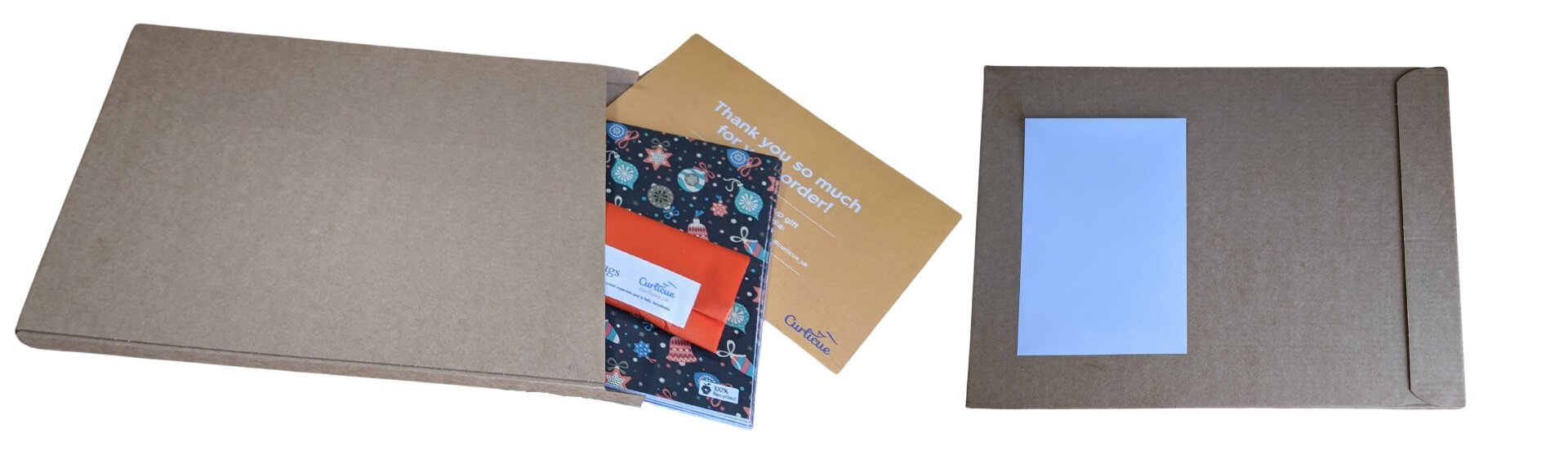Our folded sheet packaging