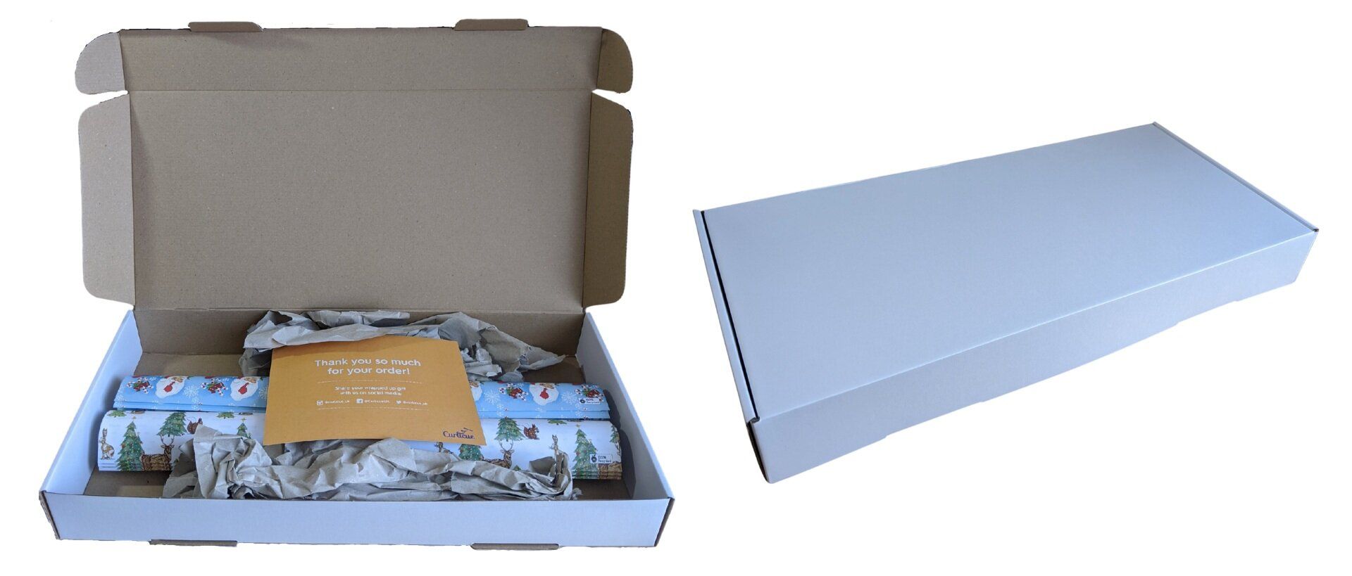 Our rolled sheet packaging