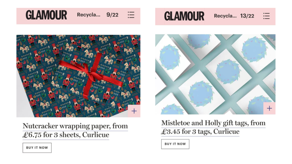 Curlicue_Glamour_eco-friendly wrapping paper_plastic-free