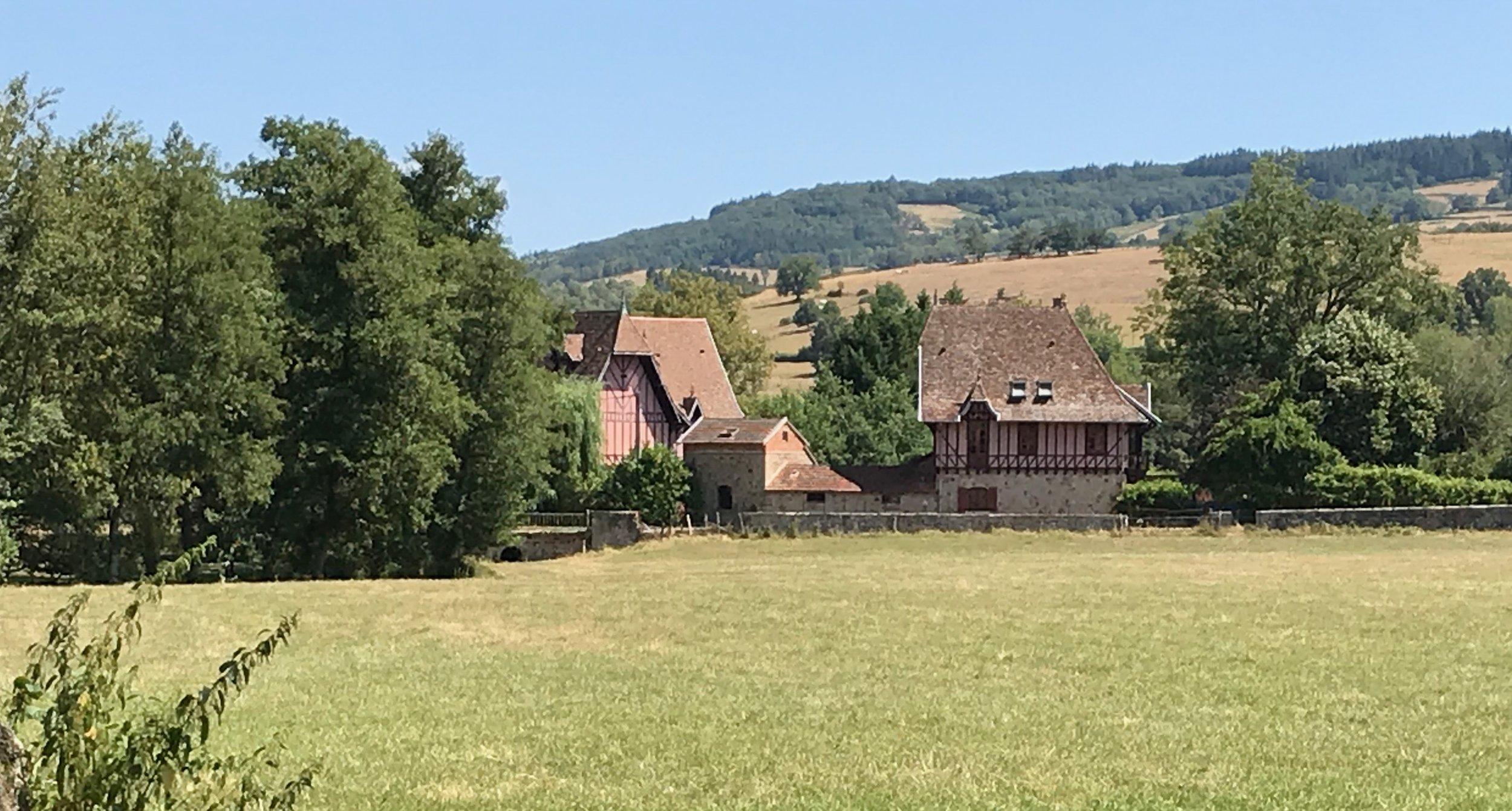 La Maison Normande at St Léger sous la Bussière