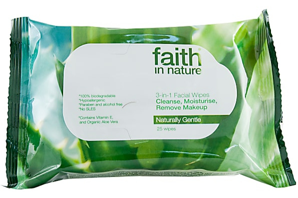 faith in nature wipes are made in the UK. Photo credit:  faith in nature .