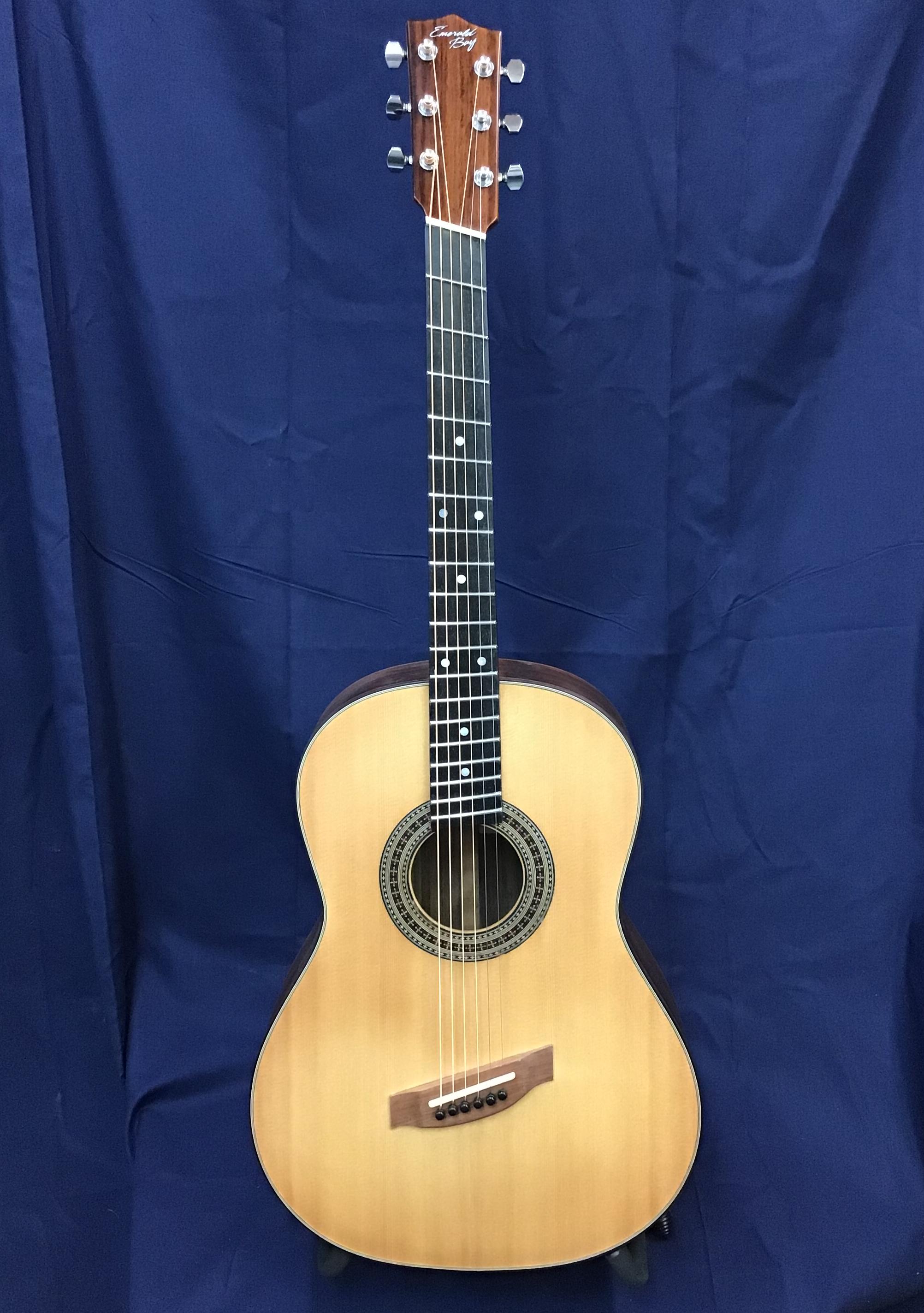 Parlor Fanfret Guitar