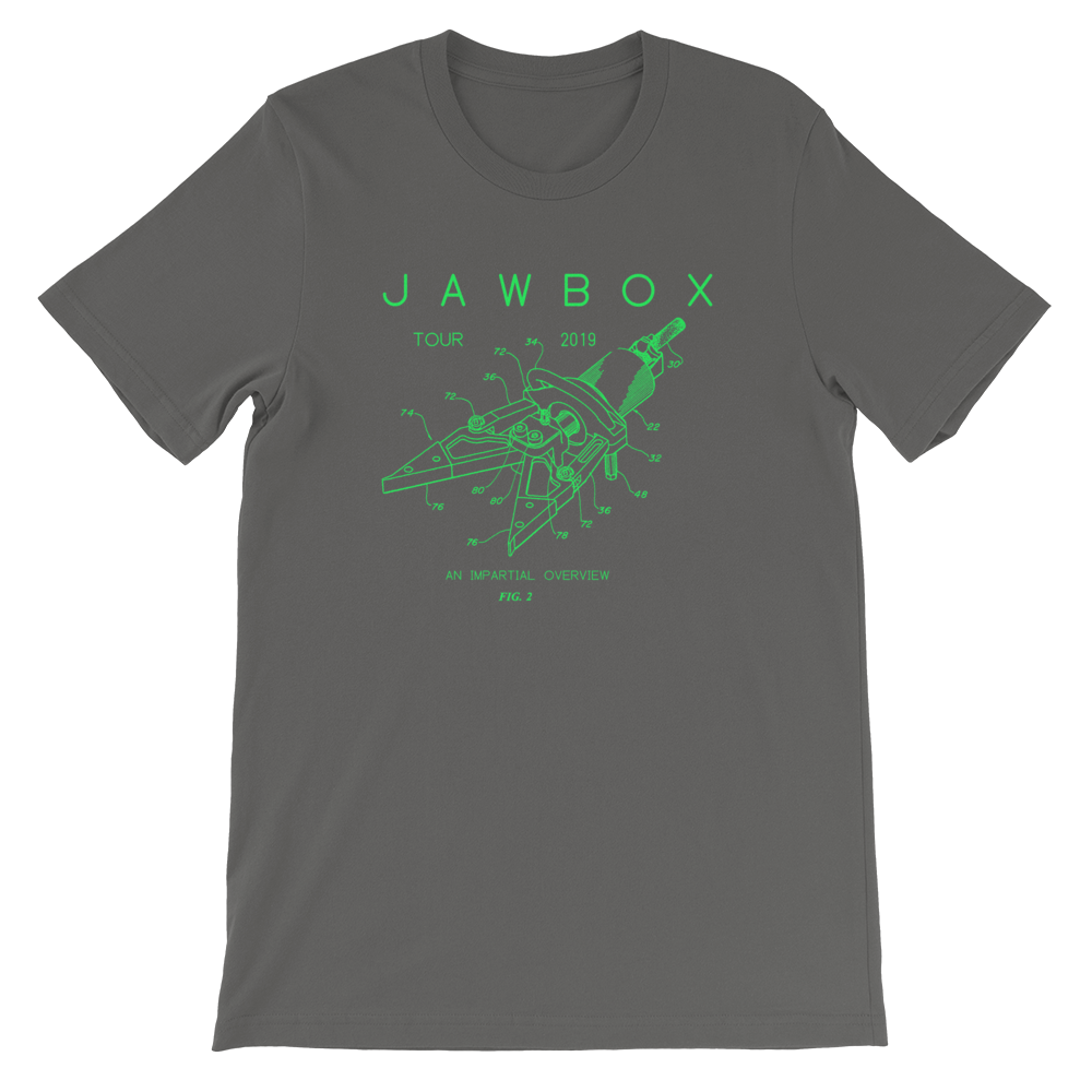 Jawbox 2019 Tour Shirt