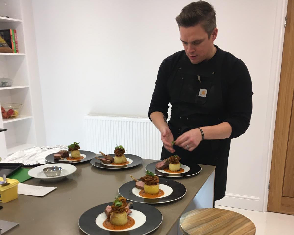 Unique home dining experiences. - Delivering BIG flavours from humble ingredients.