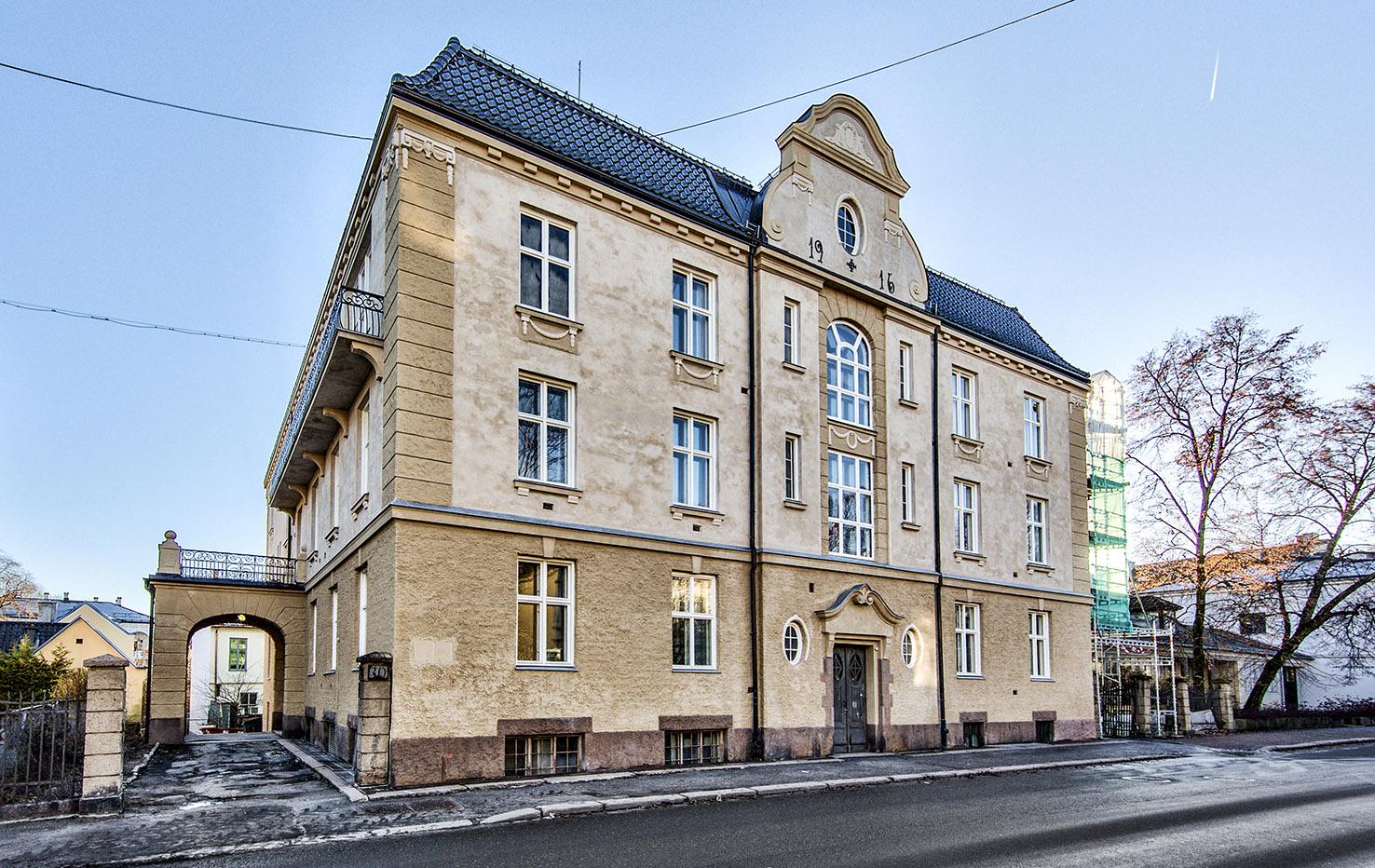 Josefinesgate 30, Oslo