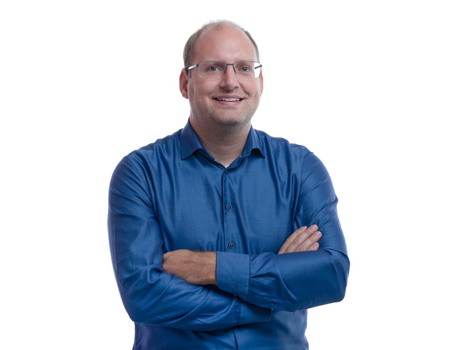 Bas Zijlstra, eigenaar Deskk