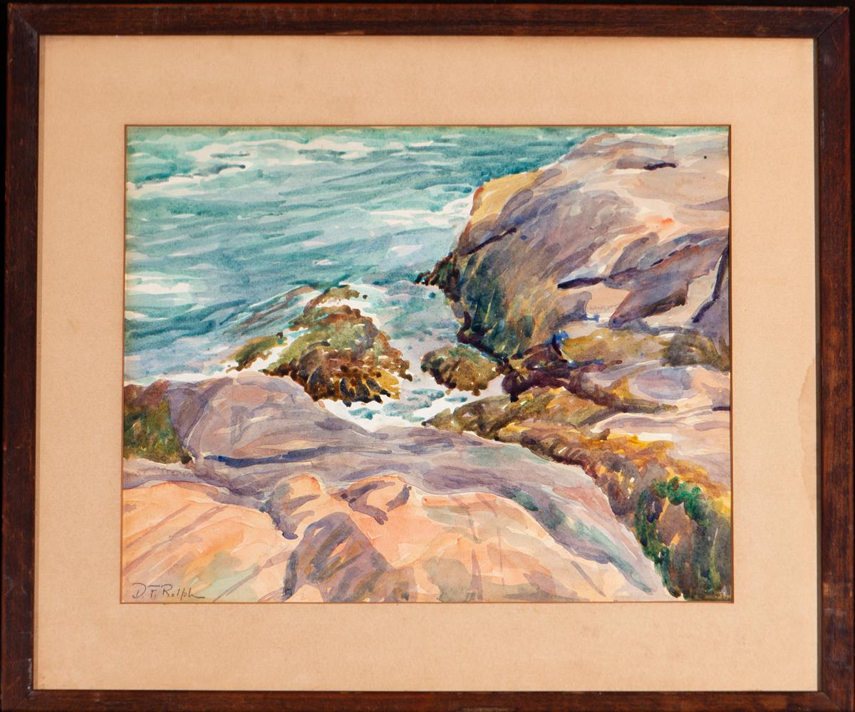 "D.E. Ralph  Am.  ""Maine Coast"""