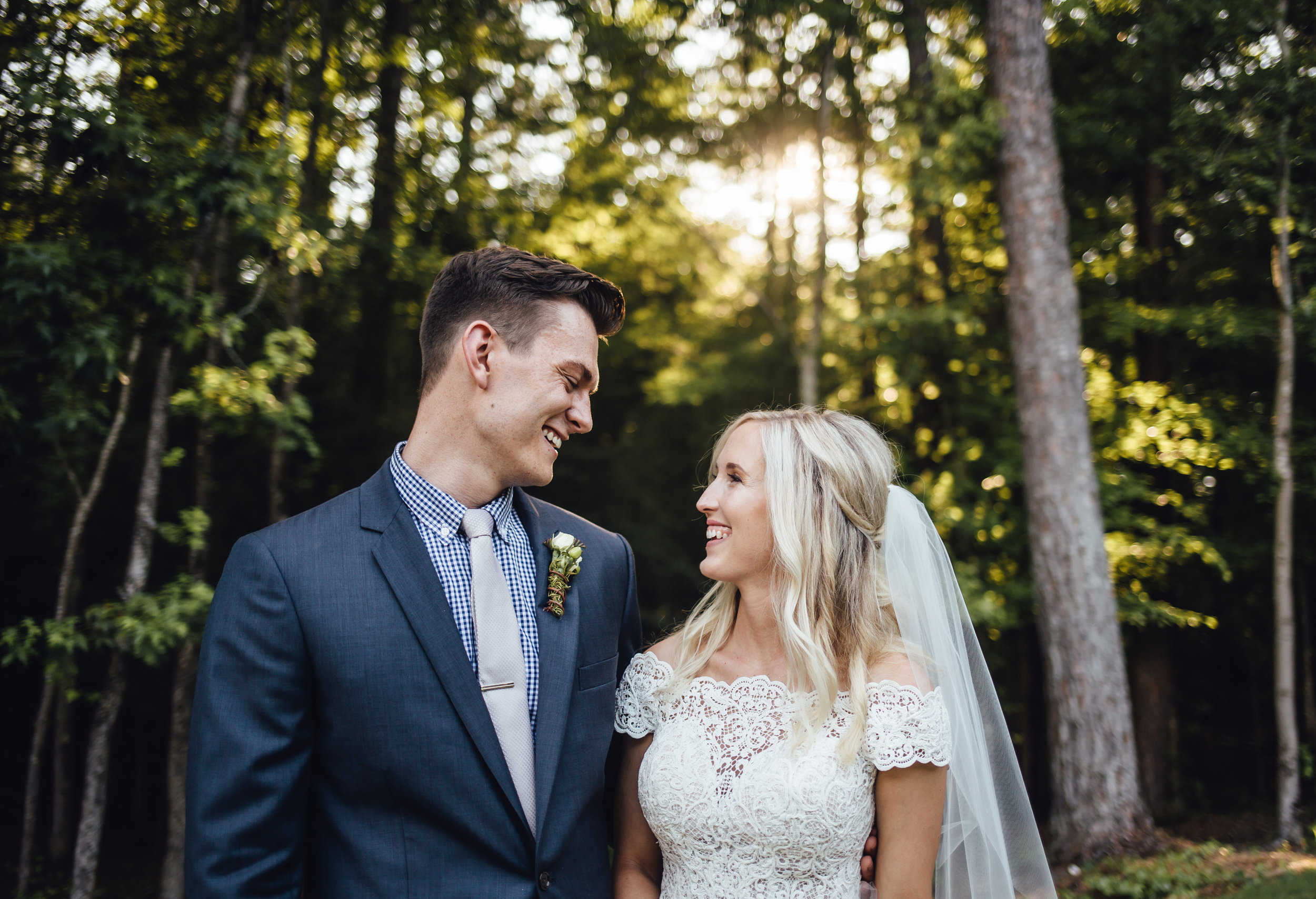 The Yarborough's - Crystal, you are so easy to work with. Your passion to not only take amazing photos, but to truly capture people's relationships and emotions is so evident in your work! Clay and I are so happy we chose you for our big day!