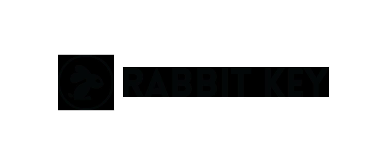 Rabbit Key Logo