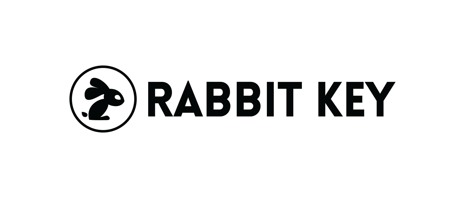 Rabbit Key Logo