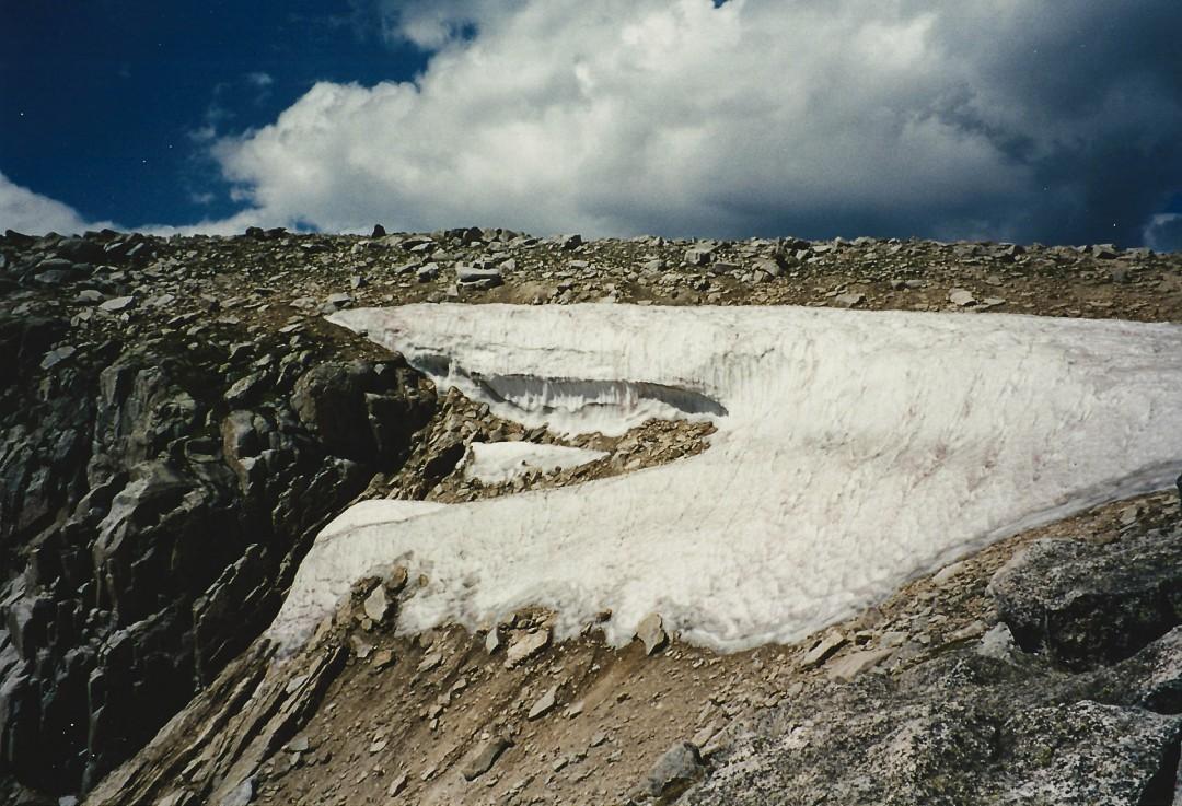 Receding Snowcaps in the Rockies - Dominick Scala