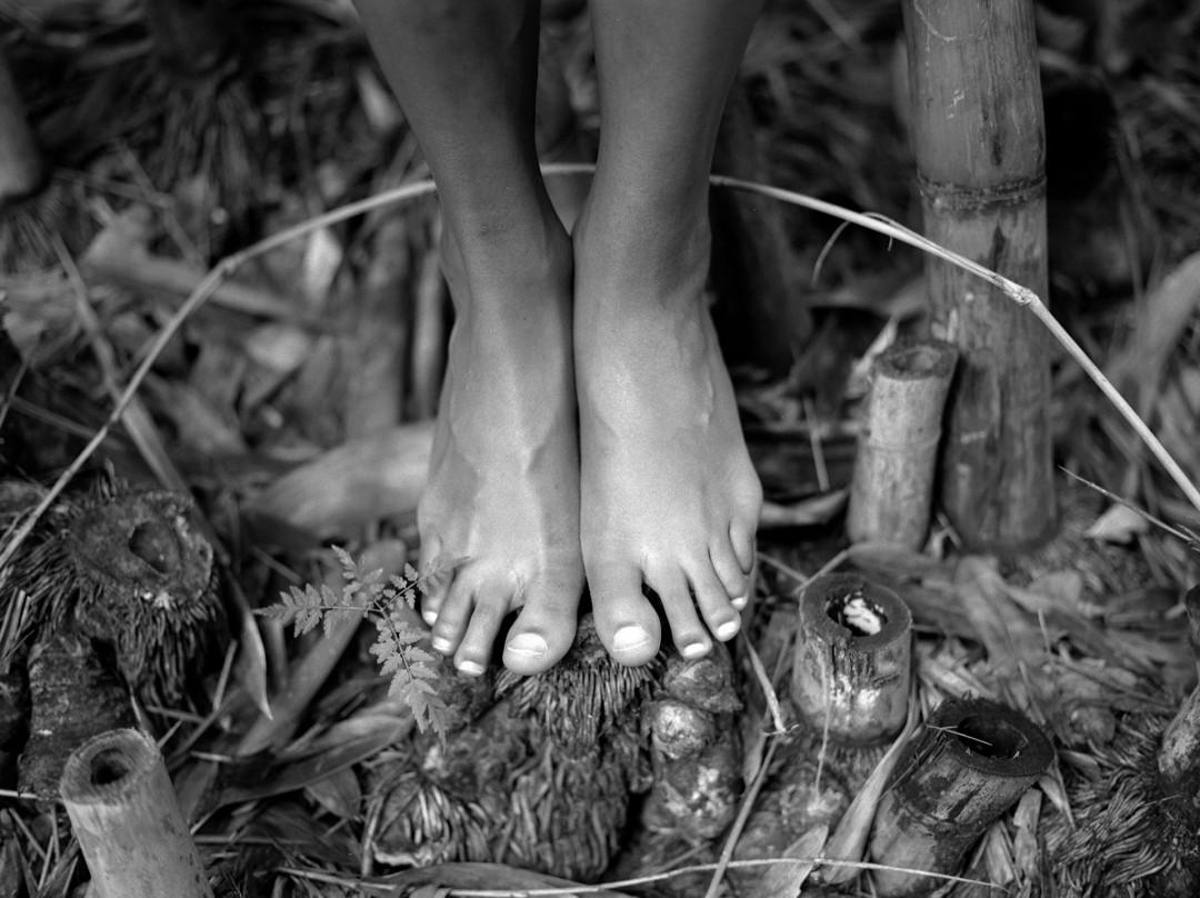 Kim's Feet - Leona A Steiner