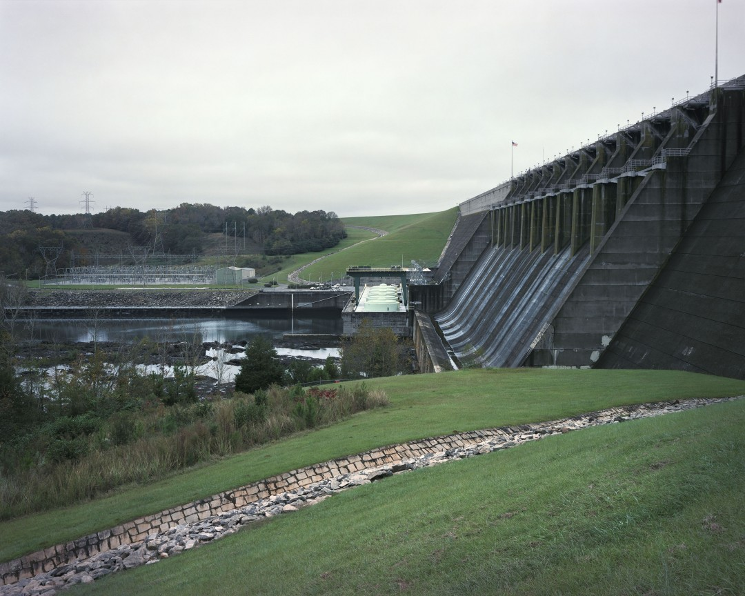 Power - Hartwell Dam - Michael Marshall