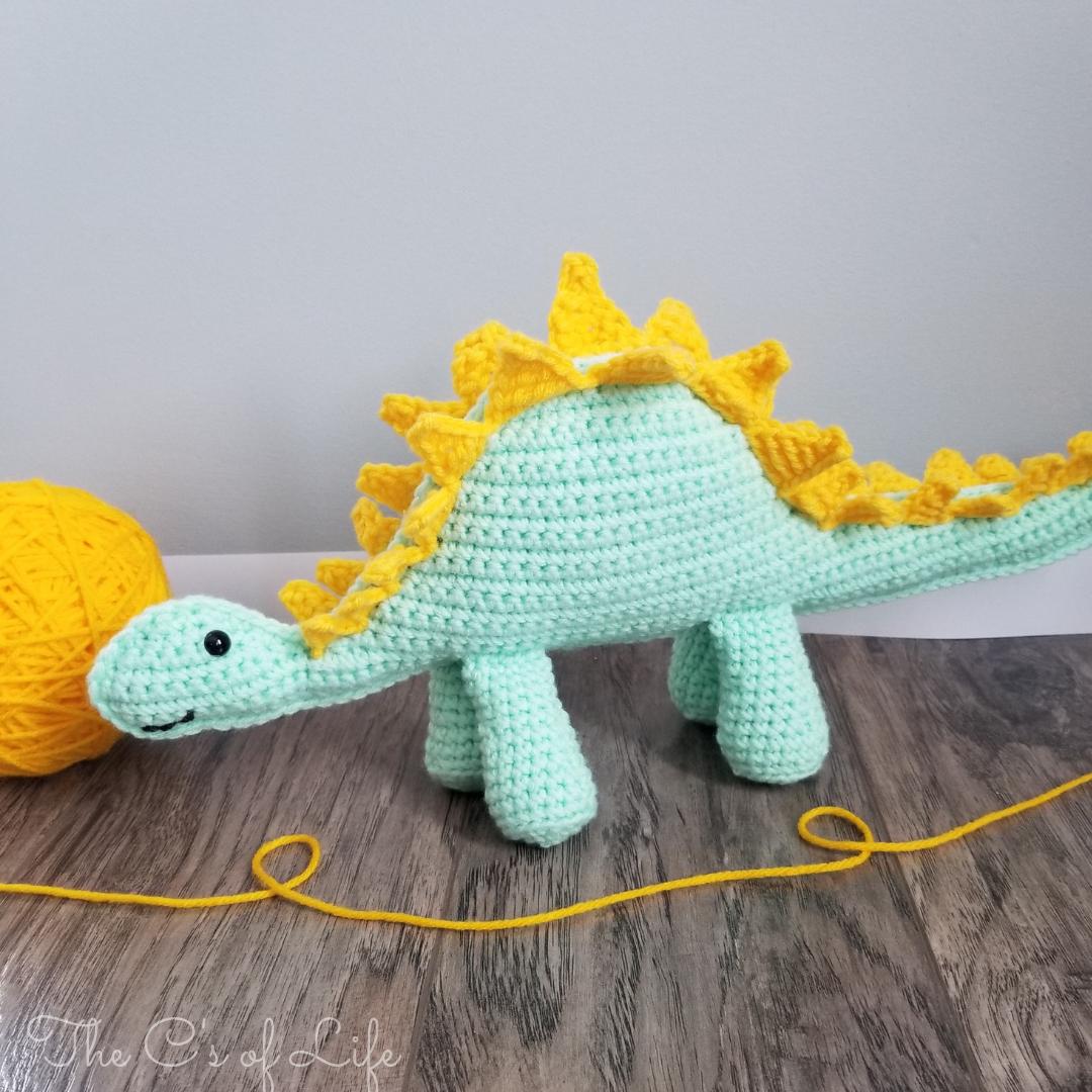 Sammy the Stegosaurus