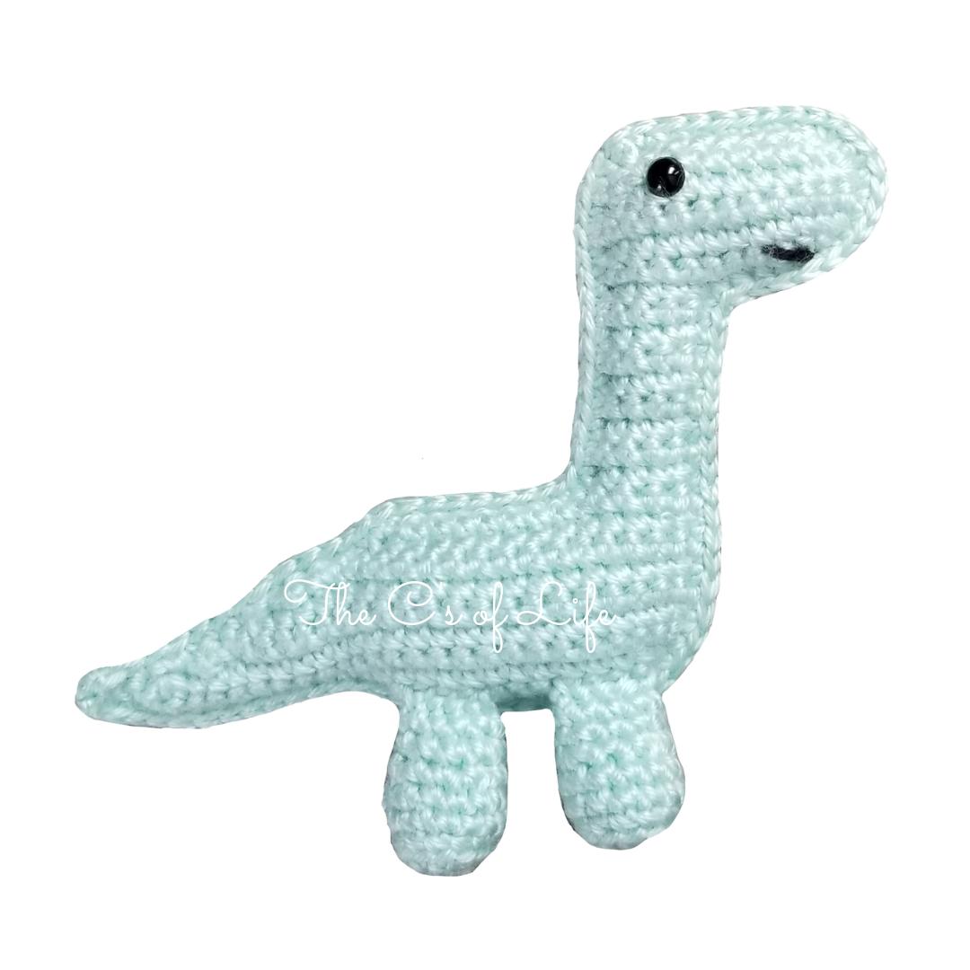 Mini Barry the Brachiosaurus