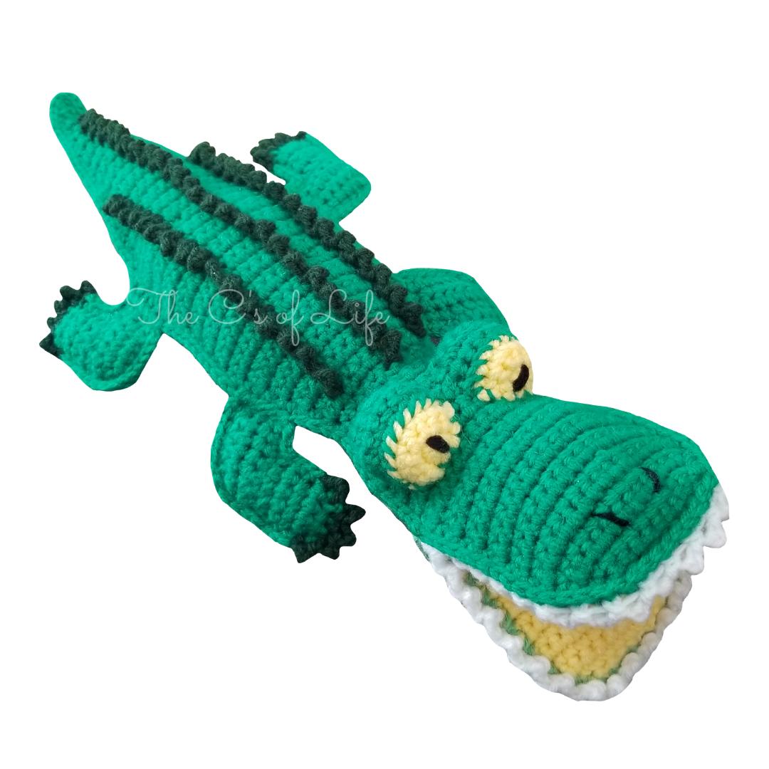 Addax the Alligator