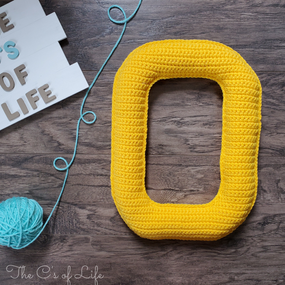 O Stuffie - Free Crochet Pattern