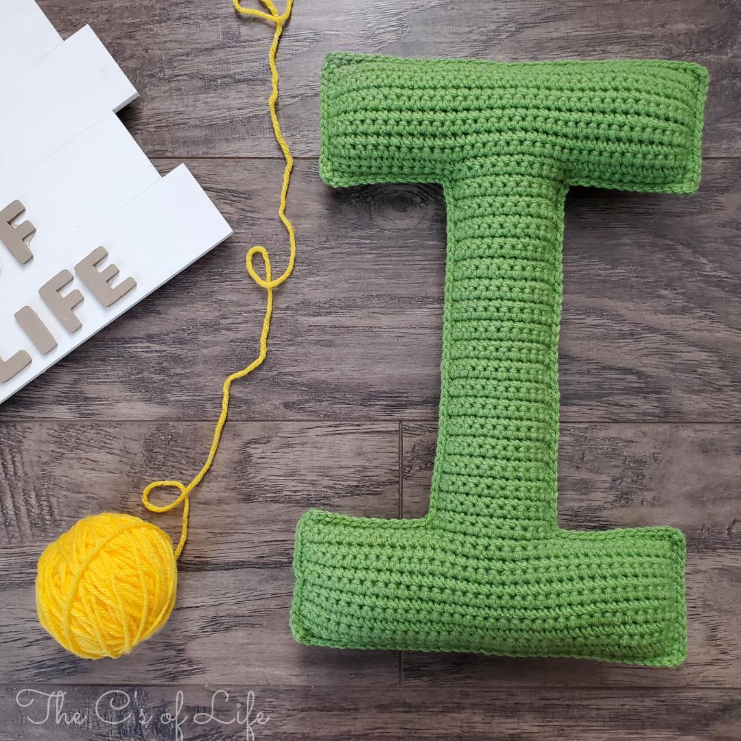 I Stuffie - Free Crochet Pattern