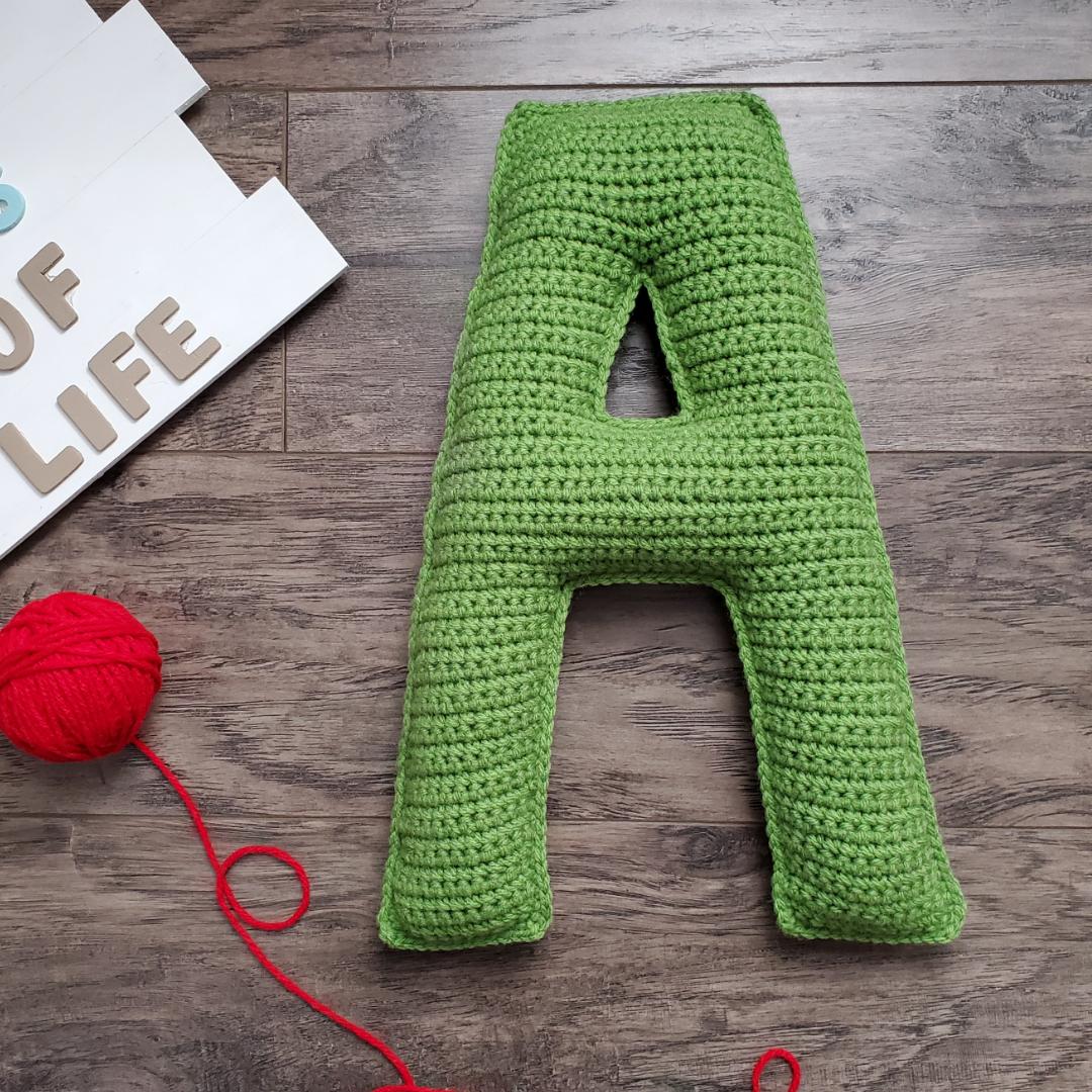 A Stuffie - Free Crochet Pattern