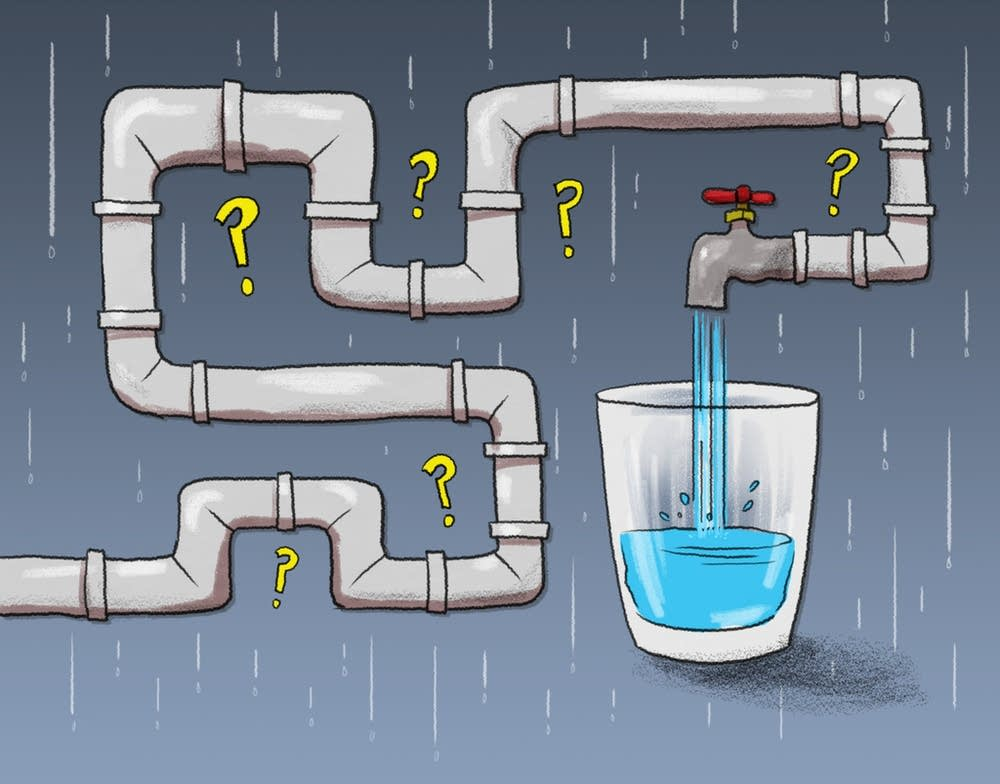 What's in your water? - How does water get polluted? In this episode of Brains On! we take a ride through the water cycle and learn about the Flint water crisis