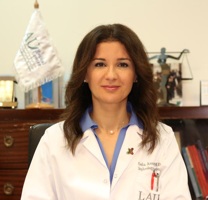 Sola Aoun