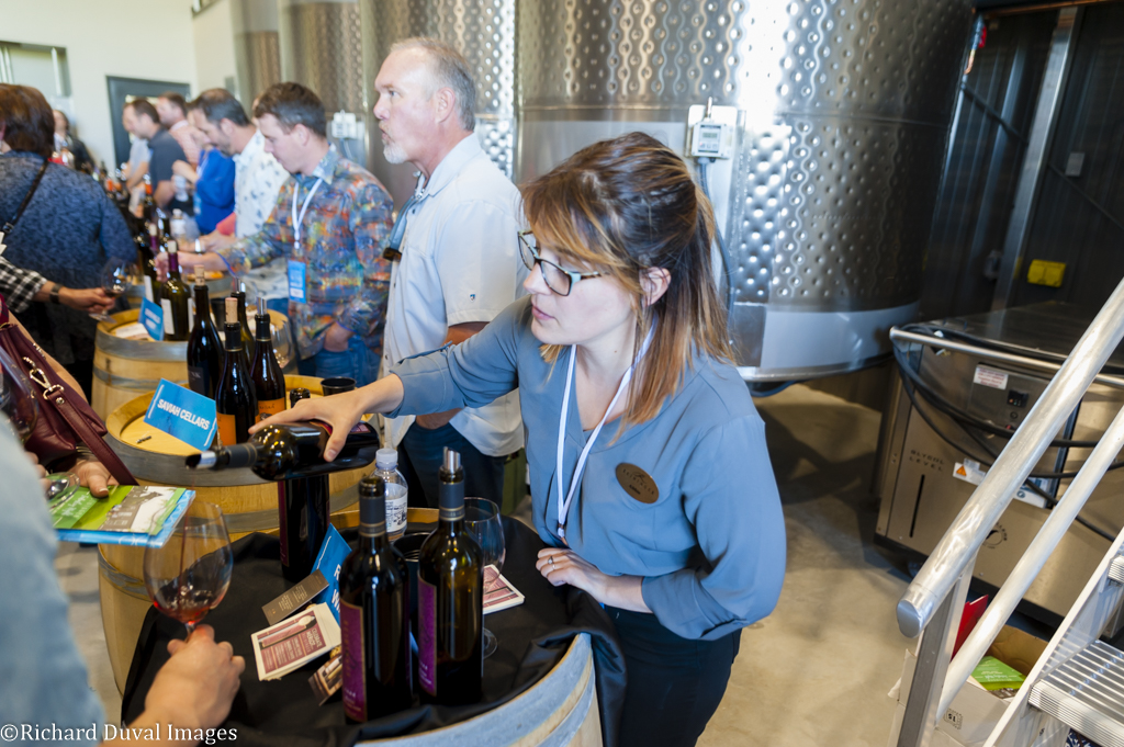 Thursday, June 14 is Vintage Pour at  Tranche , where guests can sample 1999-2012 library wines from more than 40 Walla Walla Valley wineries.