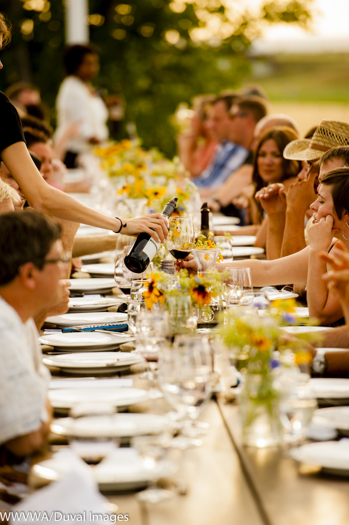 Guests can wine and dine with chefs and winemakers during the Saturday, June 15 Collaborative Winemaker Dinner Series.
