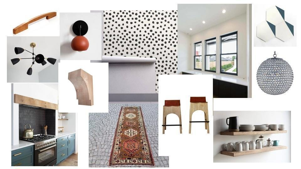 Kitchen Mood Board, copyright Hausmatter