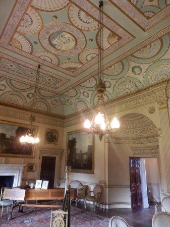 Home of Robert Adam via pinterest